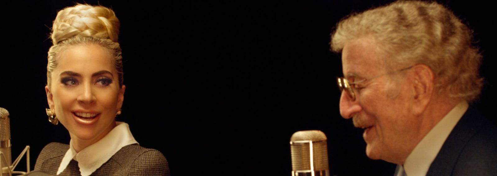 radio montecarlo Tony Bennett Lady Gaga hero