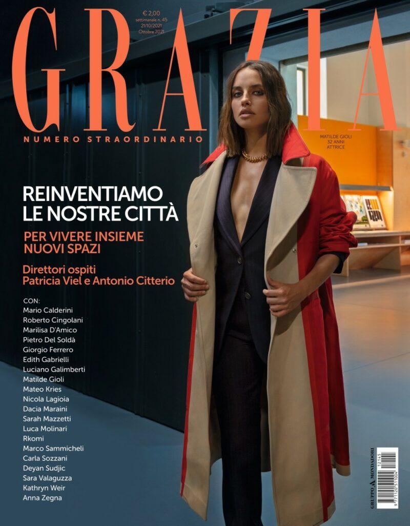 Grazia è in edicola con un numero speciale dedicato alle nostre città