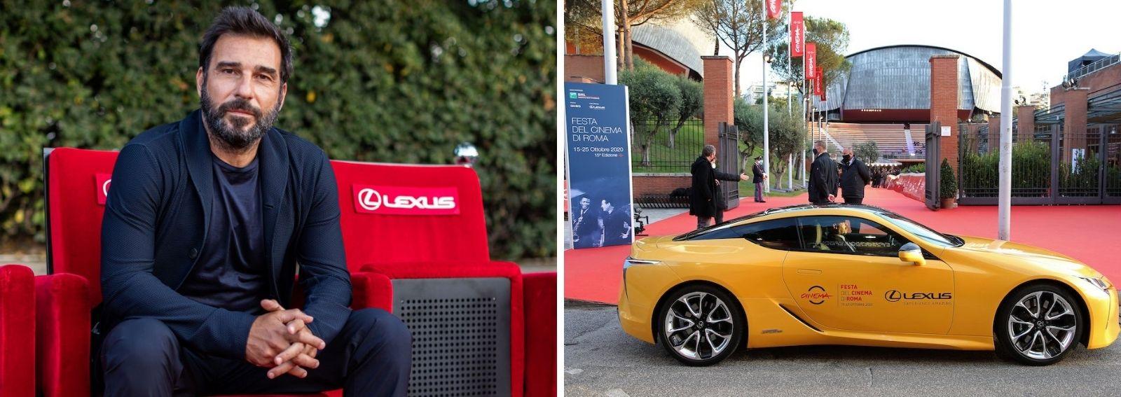 Lexus DESK