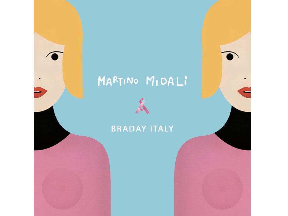 Martino Midali x braday