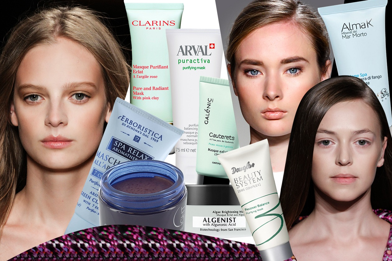 Maschere viso purificanti: le migliori formule per un viso rigenerato e luminoso
