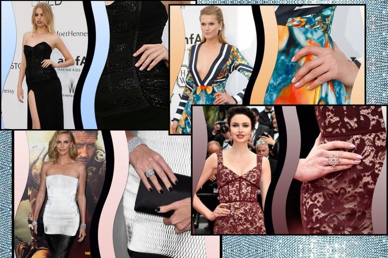 Smalti delle dive: le migliori manicure viste sui red carpet